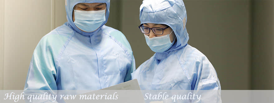 elisa kits development, quality control, delivery and after-sales to make sure each kit's quality.